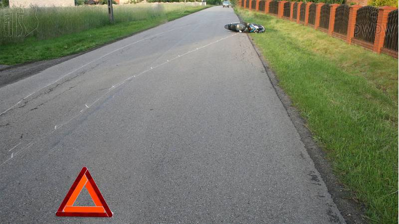 Ogólne zasady określające zachowanie kierowcy w momencie awarii lub wypadku, udzielanie  pierwszej pomocy przedmedycznej