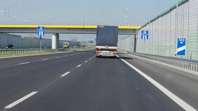 Dopuszczalne prędkości pojazdu, ograniczenia