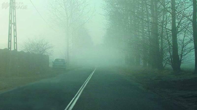 Czynniki ryzyka związane z różnymi warunkami drogowymi, zmiana podogy, pory dnia lub nocy, typy dróg i związane z tym wymagania, pole widzenia